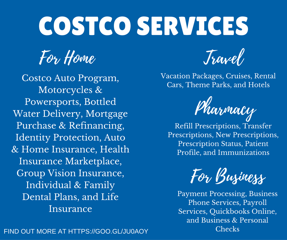 Redmond Costco Opening Costco S Home And Business Services Costco Home Costco Bottled Water Delivery