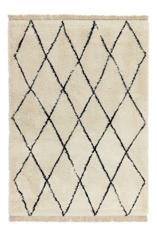 Rocco Diamond Rug By Asiatic Rugs In
