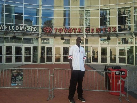 Tacko Fall, tallest prep basketball player in the US ...