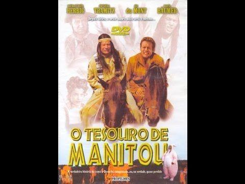 O Tesouro De Manitou Dublado Filme De Faroeste Filmes De