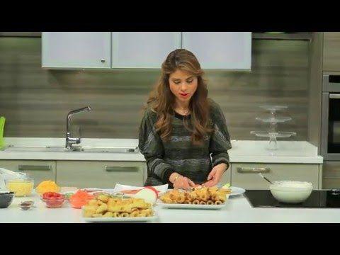 عجينة كرواسون دسم اقل باتية مورق بدسم اقل حلو وحادق حلقة كاملة Youtube Recipes Food Yummy