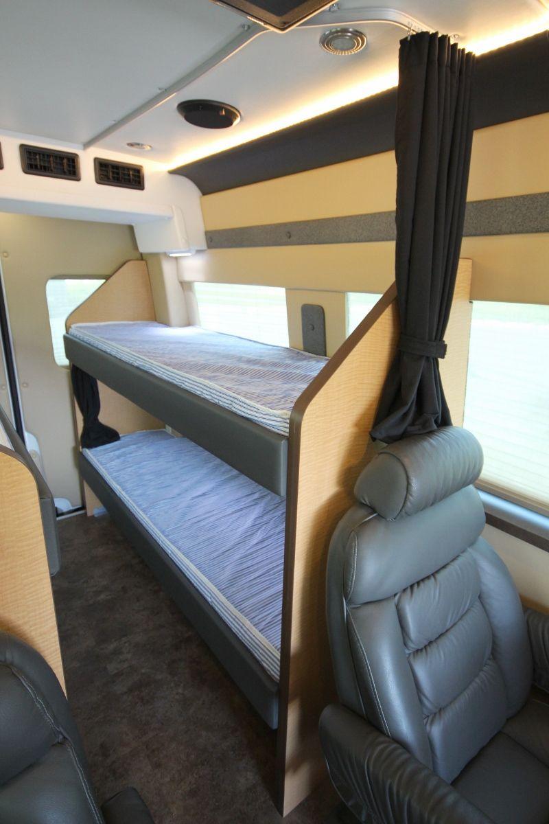 Sprinter Van Bunk Beds >> Sprinter Bunk Beds Jpg 800 1 200 Piks Camper Vans Motor Homes