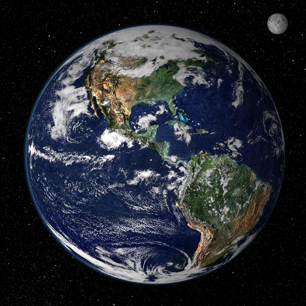 地球の写真 フリー