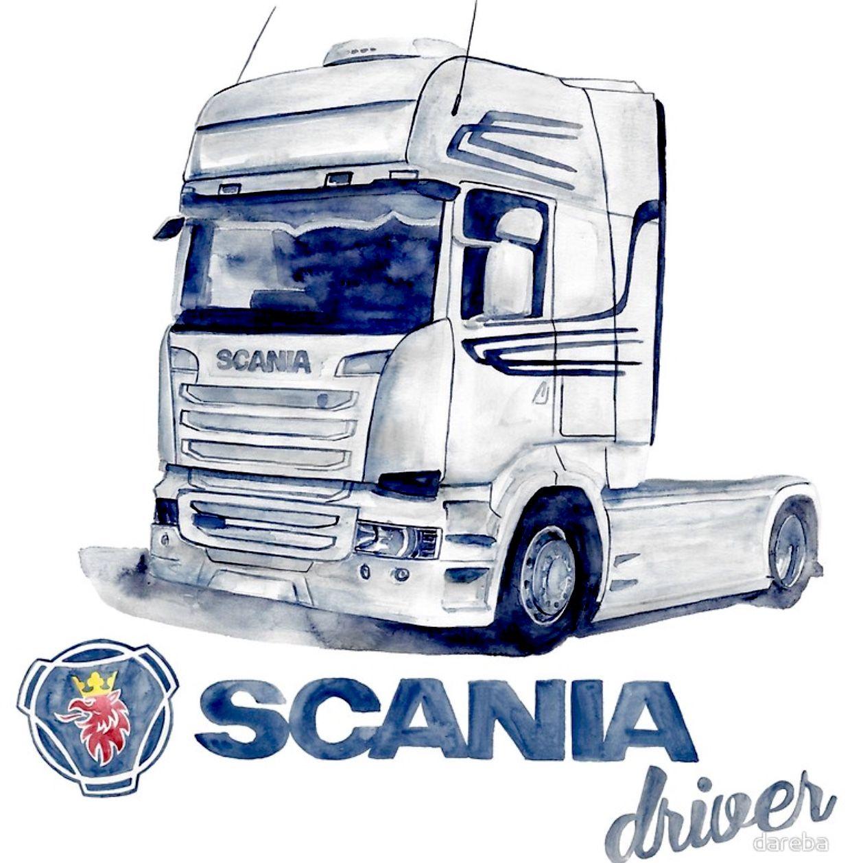 Pin De Paulie Em Everything Trucks Buses Etc Desenho De Caminhao Scania Imagens De Caminhao Desenho De Carreta