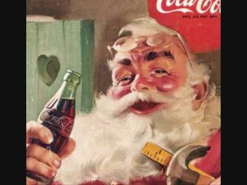 Coca Cola Song Weihnachten.Bruce Springsteen Santa Claus Is Coming To Town My Favorite