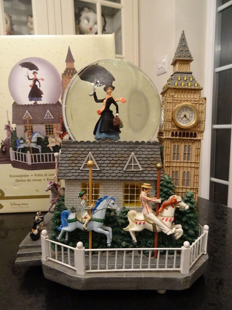 Disney Mary Poppins Snowglobe Disney Mary Poppins