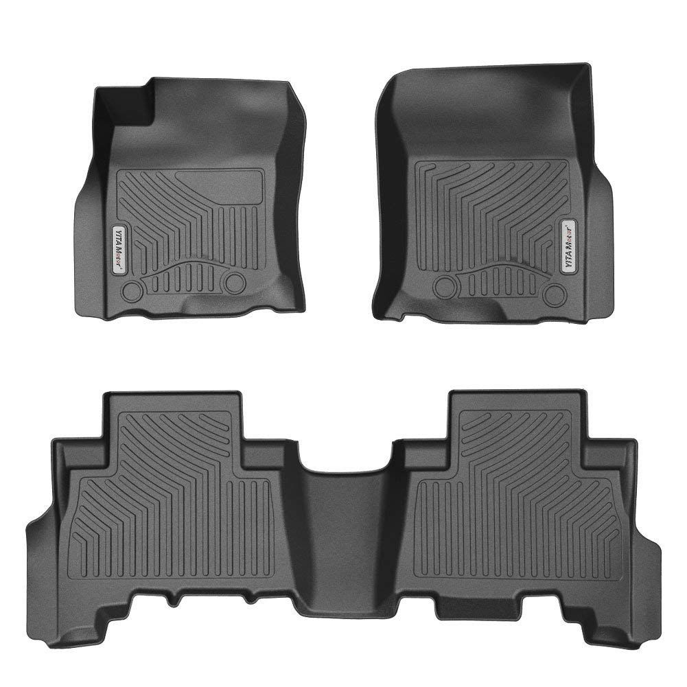 Yitamotor Floor Mats Compatible For 2013 2019 Toyota 4runner
