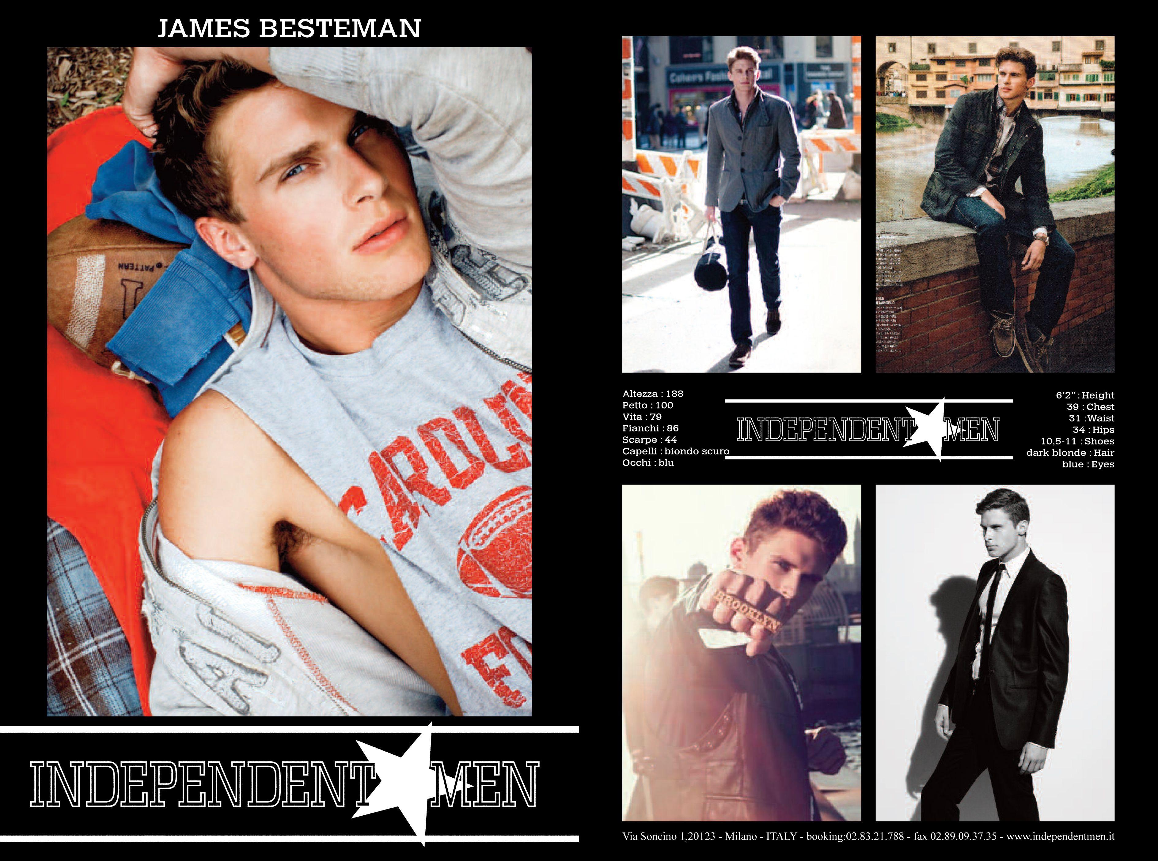 James Besteman - SS14