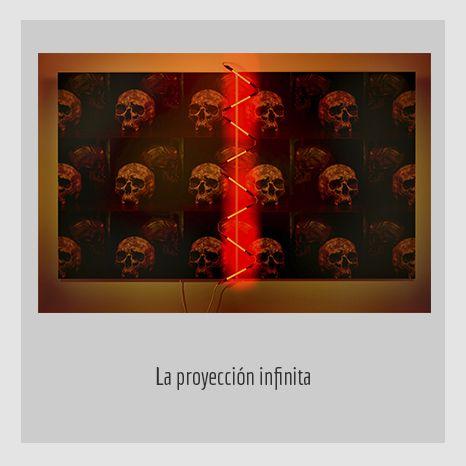 LA PROYECCIÓN INFINITA. DE LA SERIE CONSTITUCIONAL. YENY CASANUEVA Y ALEJANDRO GONZÁLEZ. PROYECTO PROCESUAL ART.