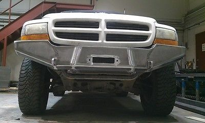 Custom Winch Bumper For Dodge Dakota Durango From Rlc Free Shipping Truck Bumpers Custom Trucks Dodge Dakota