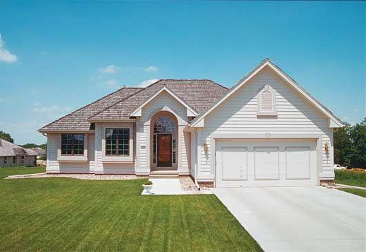 Casa americana modelo tudela construida por - Casas americanas por dentro ...