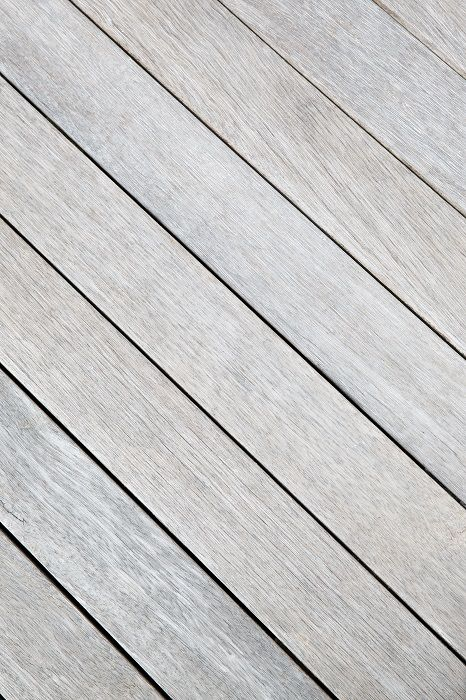 a light fresh scandinavian look was achieved by using On timber decking colours
