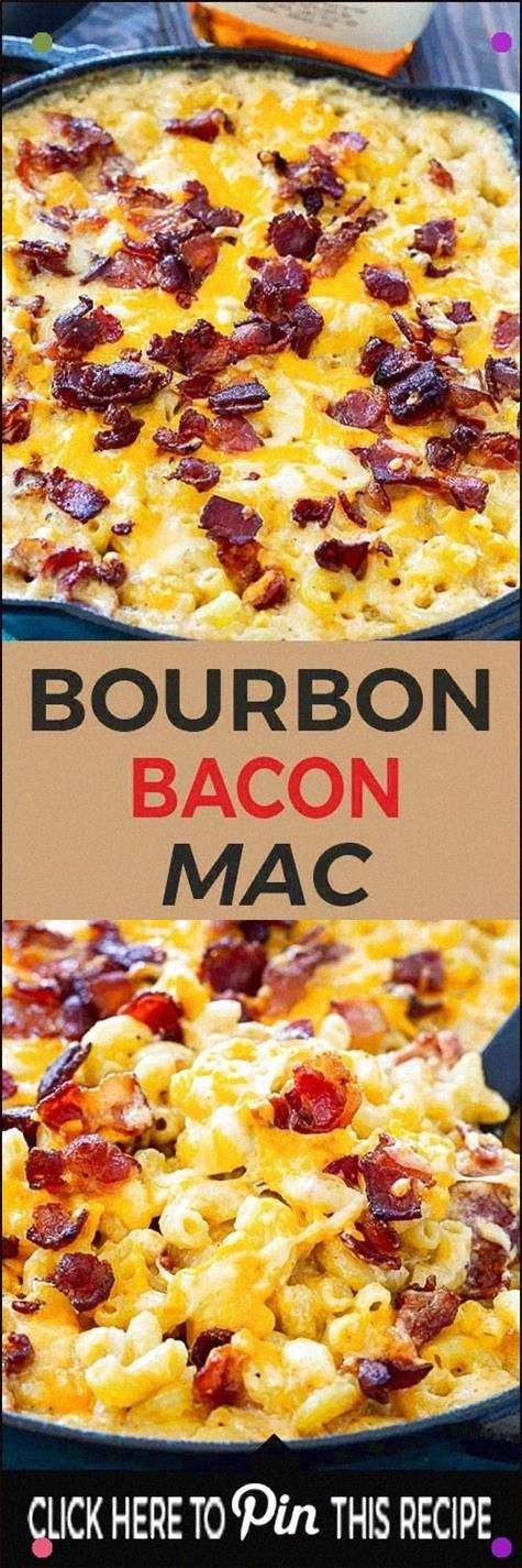 Bourbon And Bacon Mac And Cheese Is Mac And Cheese Grown-Up Style. The Bacon And Bourbon Gives Mac And Cheese A Wonderful Earthly, Salty Flavor That Is Impossible To Resist. #tacomacandcheese Bourbon And Bacon Mac And Cheese Is Mac And Cheese Grown-Up Style. The Bacon And Bourbon Gives Mac And Cheese A Wonderful Earthly, Salty Flavor That Is Impossible To Resist. #tacomacandcheese
