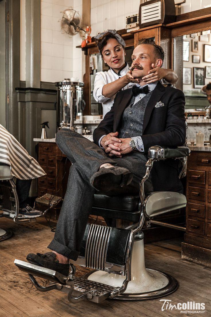 New York Barber Shop, Rotterdam