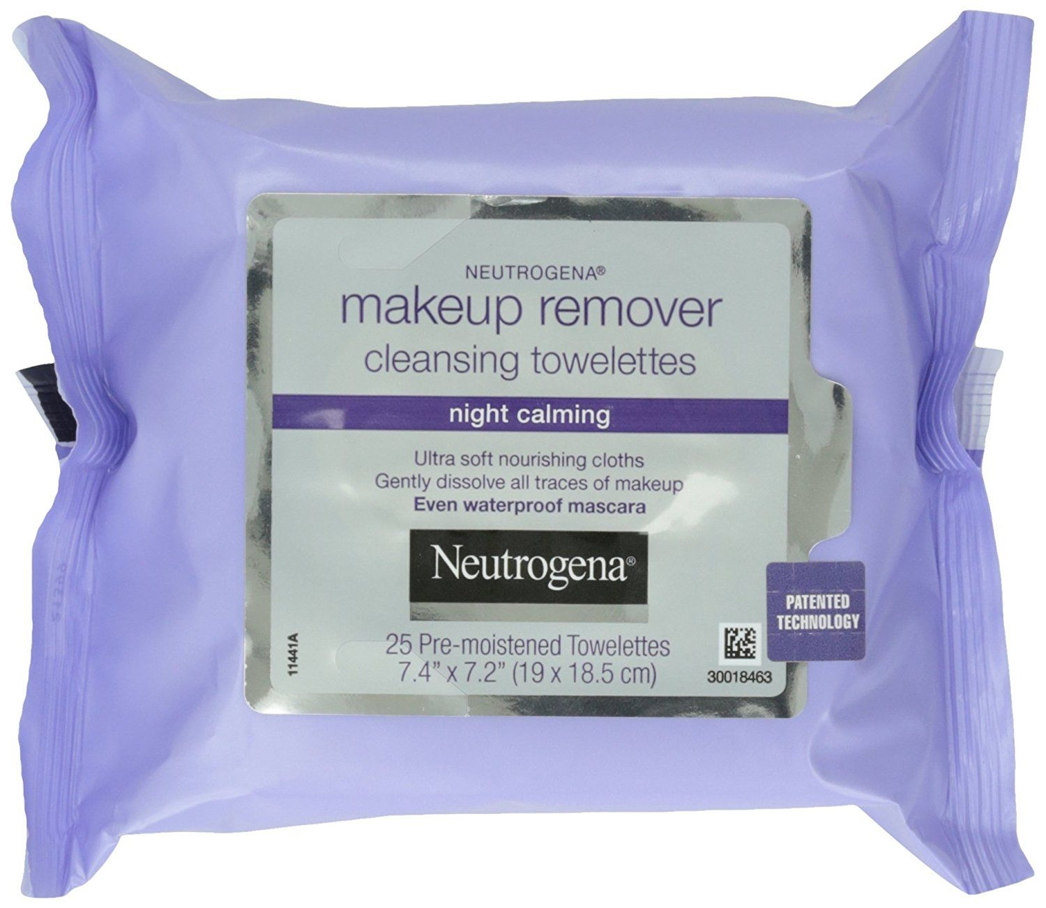 Neutrogena Makeup Remover Cleansing Towelettes Wipes