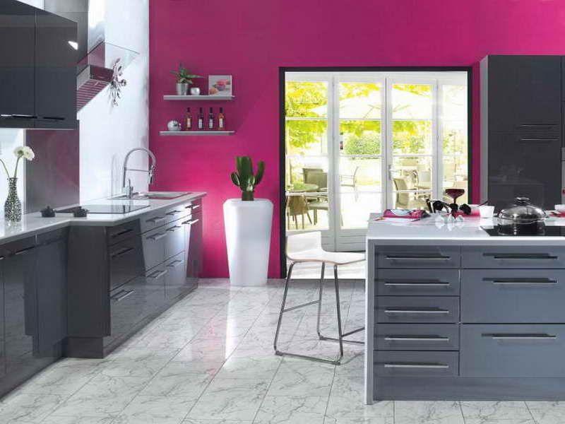 cuisine gris fushia, http://www.oacloud.net/cuisine-gris-fushia ...