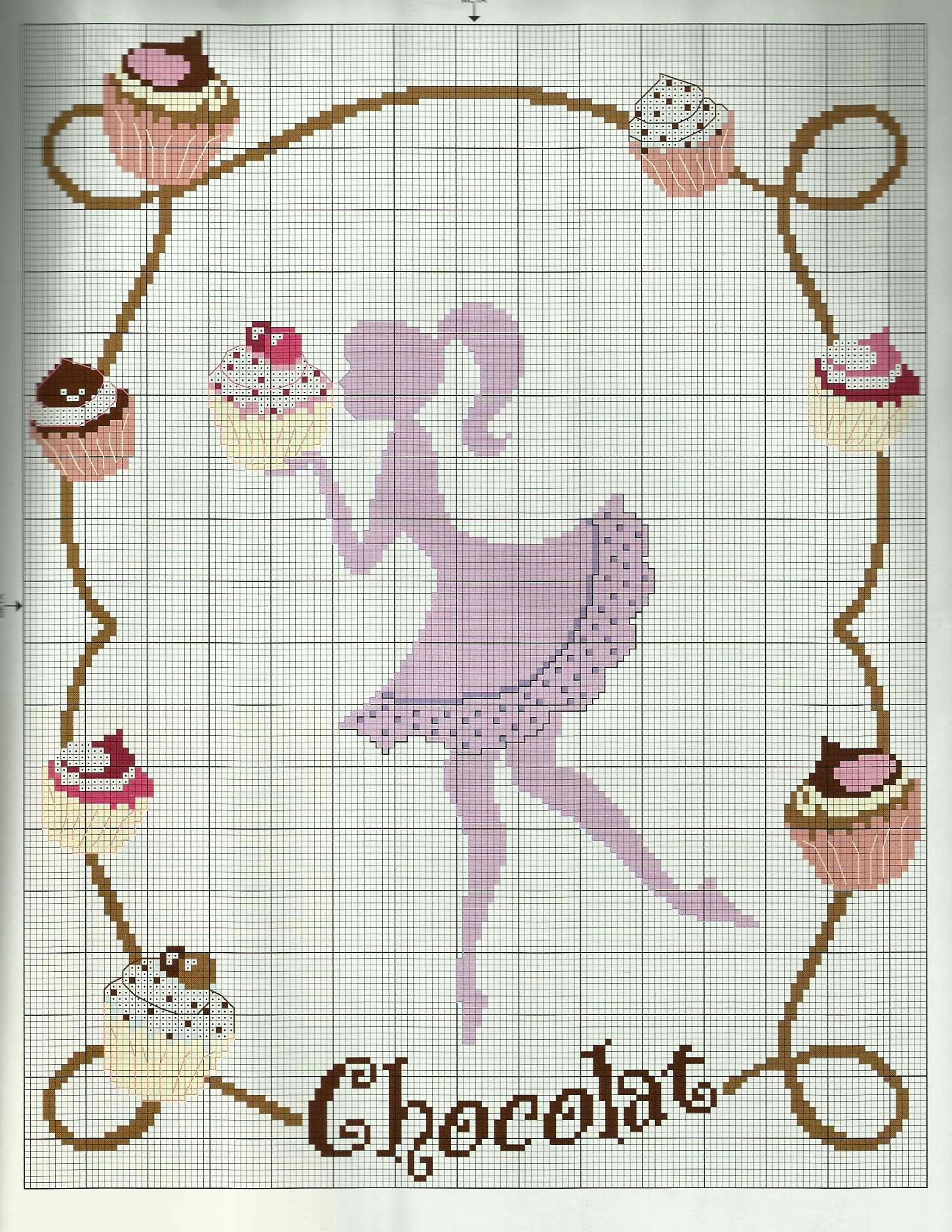 Patrones en punto de cruz | Cross stitch | Pinterest | Punto de cruz ...