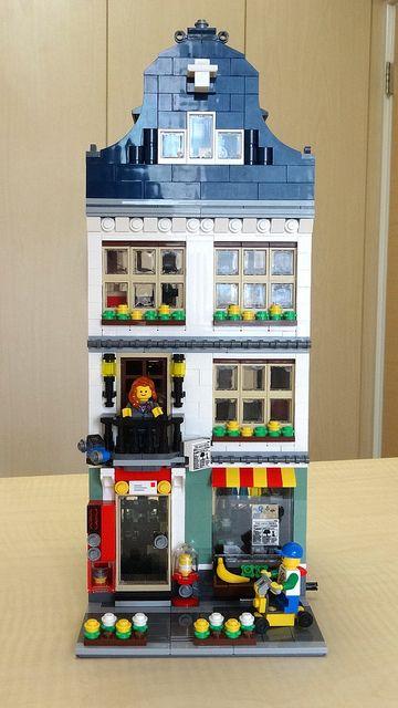 Lego 31036 Toy Grocery Shop Legos Pinterest Lego Lego