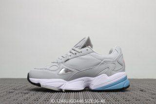 dd598935bec Adidas Yung-1 grey North Carolina Blue white pink Womens Winter Running  Shoes
