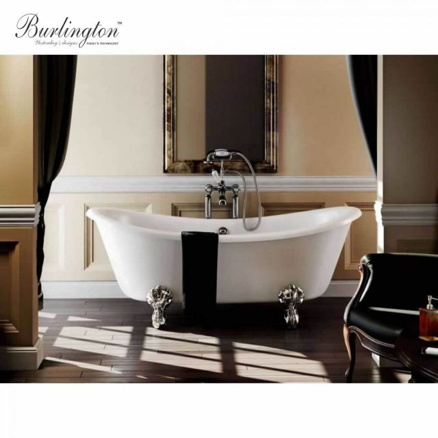 Bathroom Burlington Ideas burlington bateau freestanding roll top bath   bathroom ideas