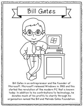 technology coloring pages - photo#35