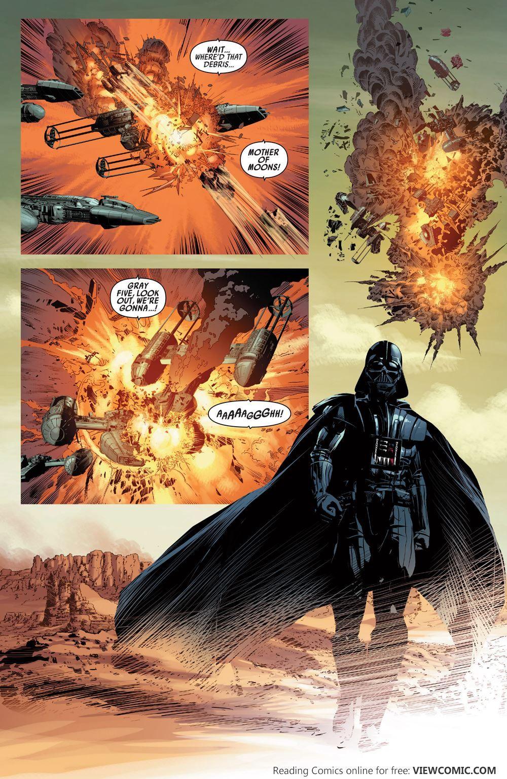 Star Wars – Vader Down 01 (2016) ………… | View Comic | Comics