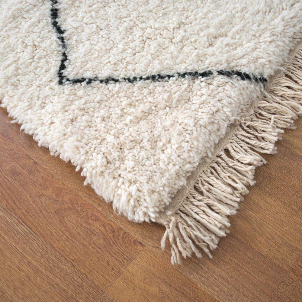 Beni Ouarain Teppich Aus Marokko Milanari Com Teppich Orientalischer Teppich Wollteppich