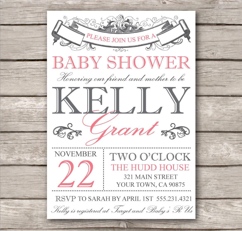ff2736bab1e47f5b4092c53bbeae1c55 amazing free customizable printable baby shower invitations,Customize Invitations Free