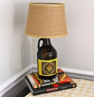 Diy Growler Lamp Growler Decor Growler Lamp