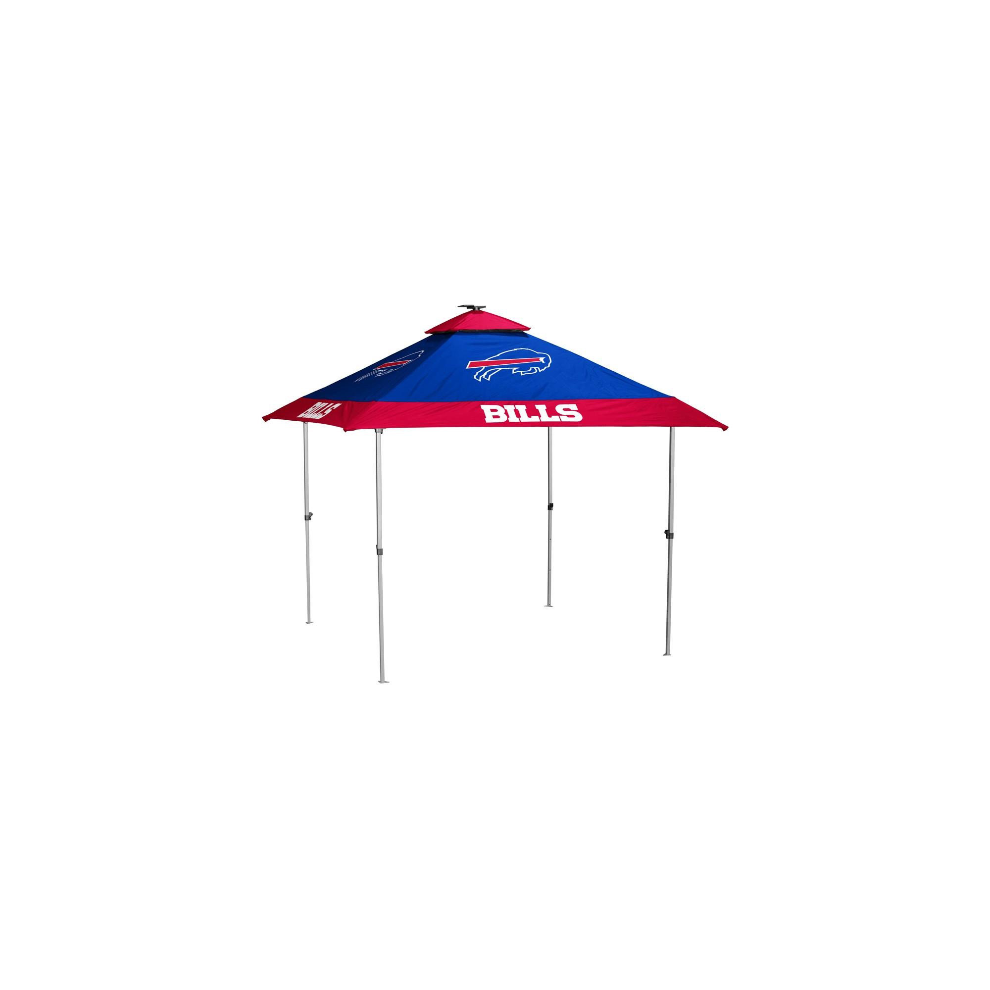 Nfl Buffalo Bills 10x10 Pagoda Canopy Tent Canopy Tent