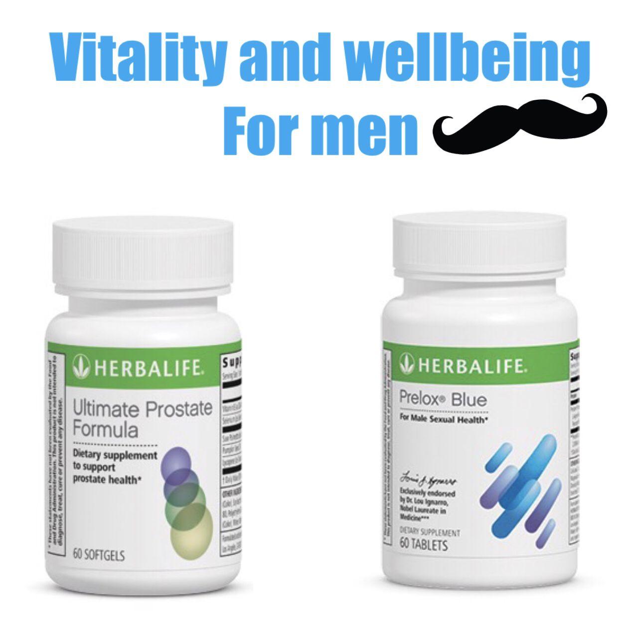 productos herbalife prostata