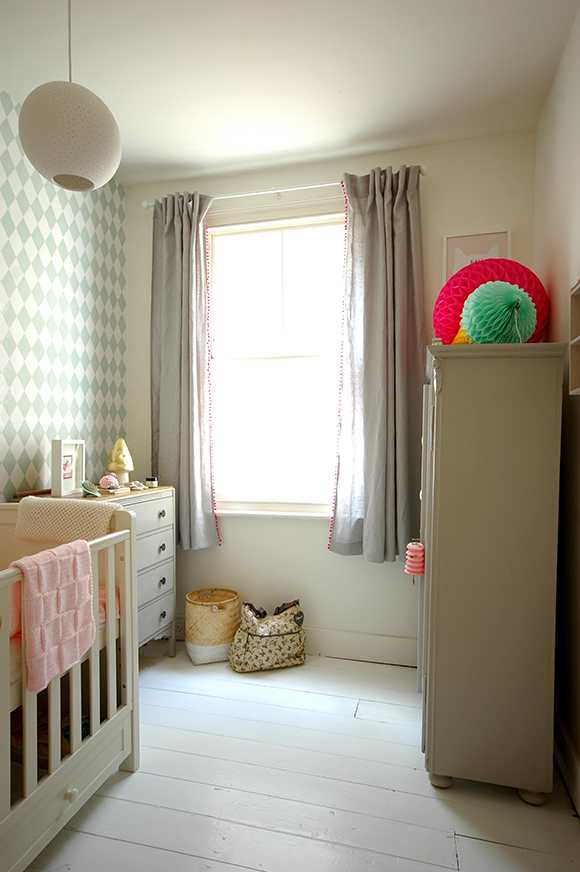 The Nursery Makeover