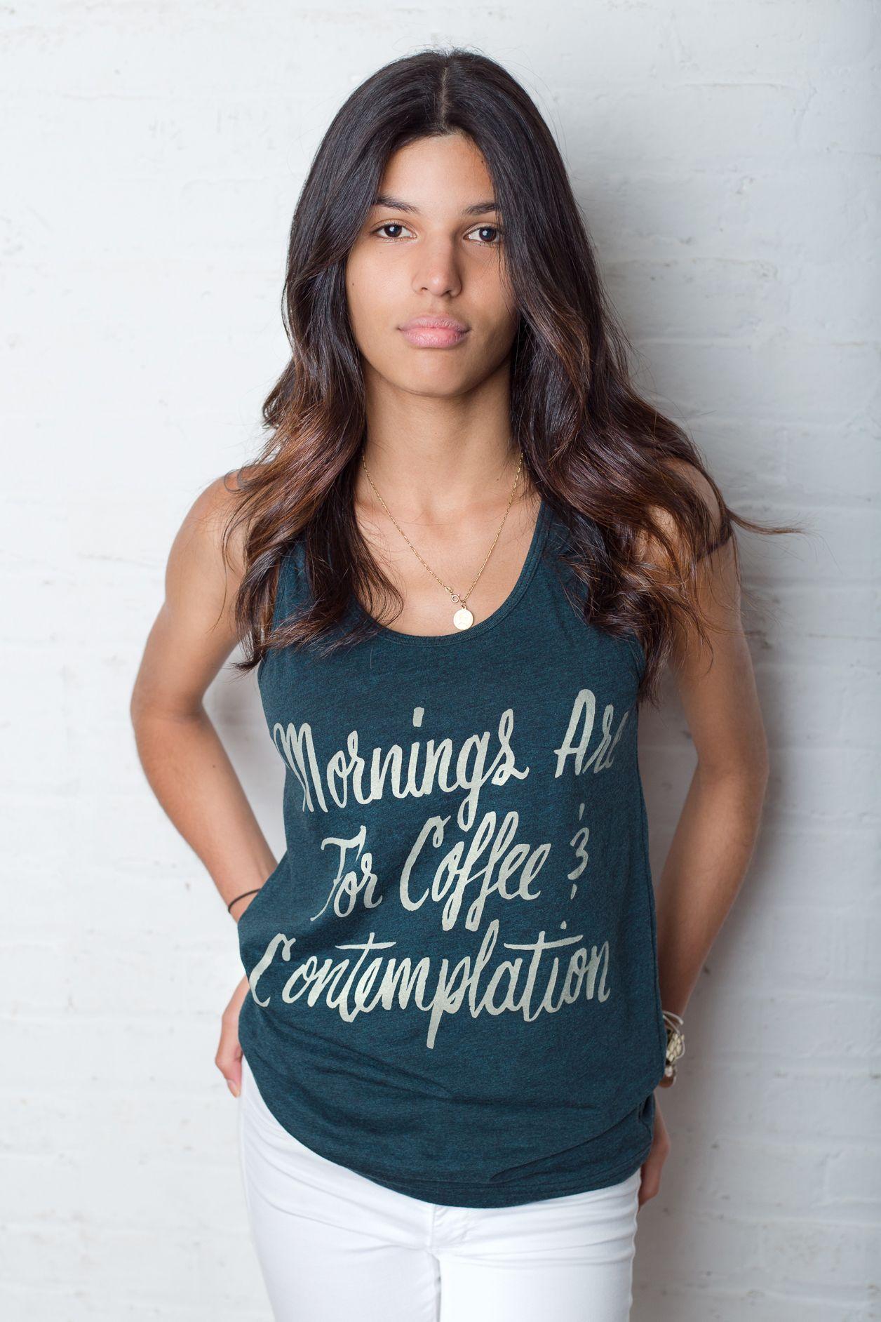 Mornings are for coffee & contemplation shirt | Jordandené