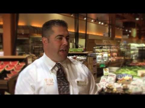 Wegmans Chestnut Hill, MA Store Manager Rich Boscia