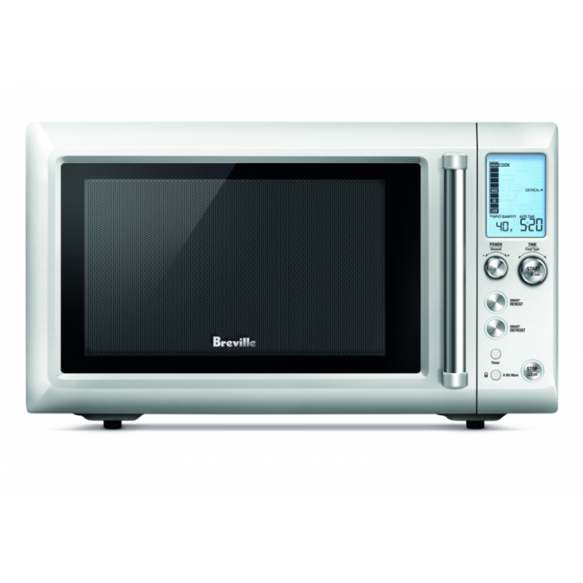 Breville Quick Touch Compact Microwave Oven Compact Microwave Compact Microwave Oven Microwave