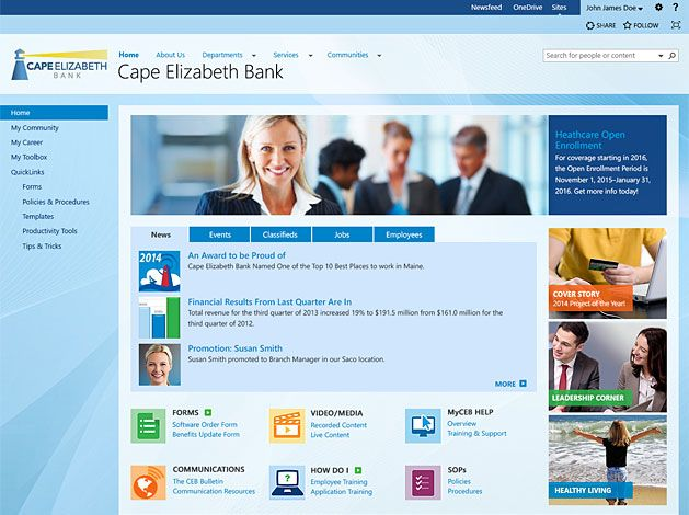 sharepoint knowledge management template - sharepoint 2013 intranet development google search