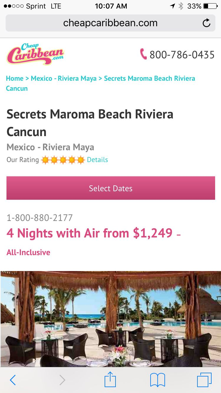 Honeymoon packages all-inclusive including airfare | Honeymoon Ideas ...