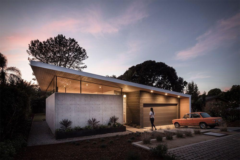 Maison Californienne des années 60 | Architectes | Maisons ...