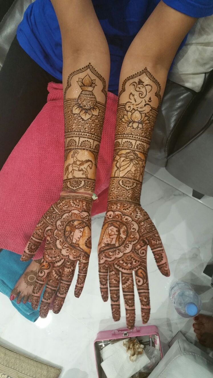 Pin by Karam Khangura on Indian fashion Hand henna