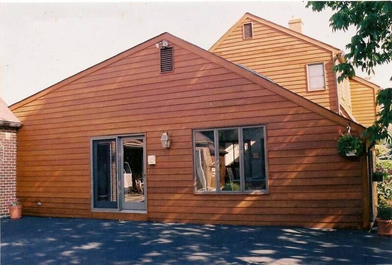 Cedar Siding Maintenance Restoration Cleaning Staining Cedar Refinishing Cedar Siding Cedar Siding Maintenance House Redesign