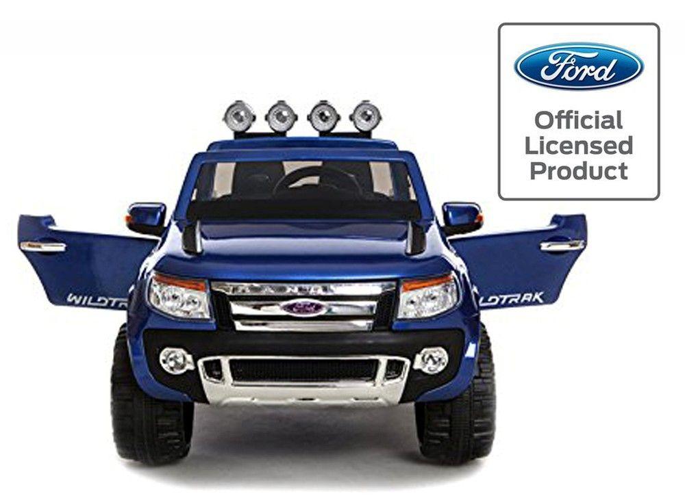 Licensed Ford Ranger 12v Kids Electric Ride On Jeep