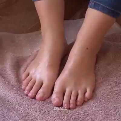 Photo of Feet Whitening Pedicure