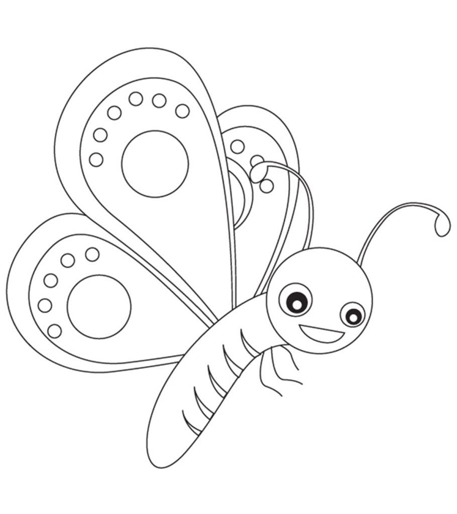 Top 50 Free Printable Butterfly Coloring Pages Online Butterfly Coloring Page Mandala Coloring Pages Animal Coloring Pages [ 1024 x 910 Pixel ]