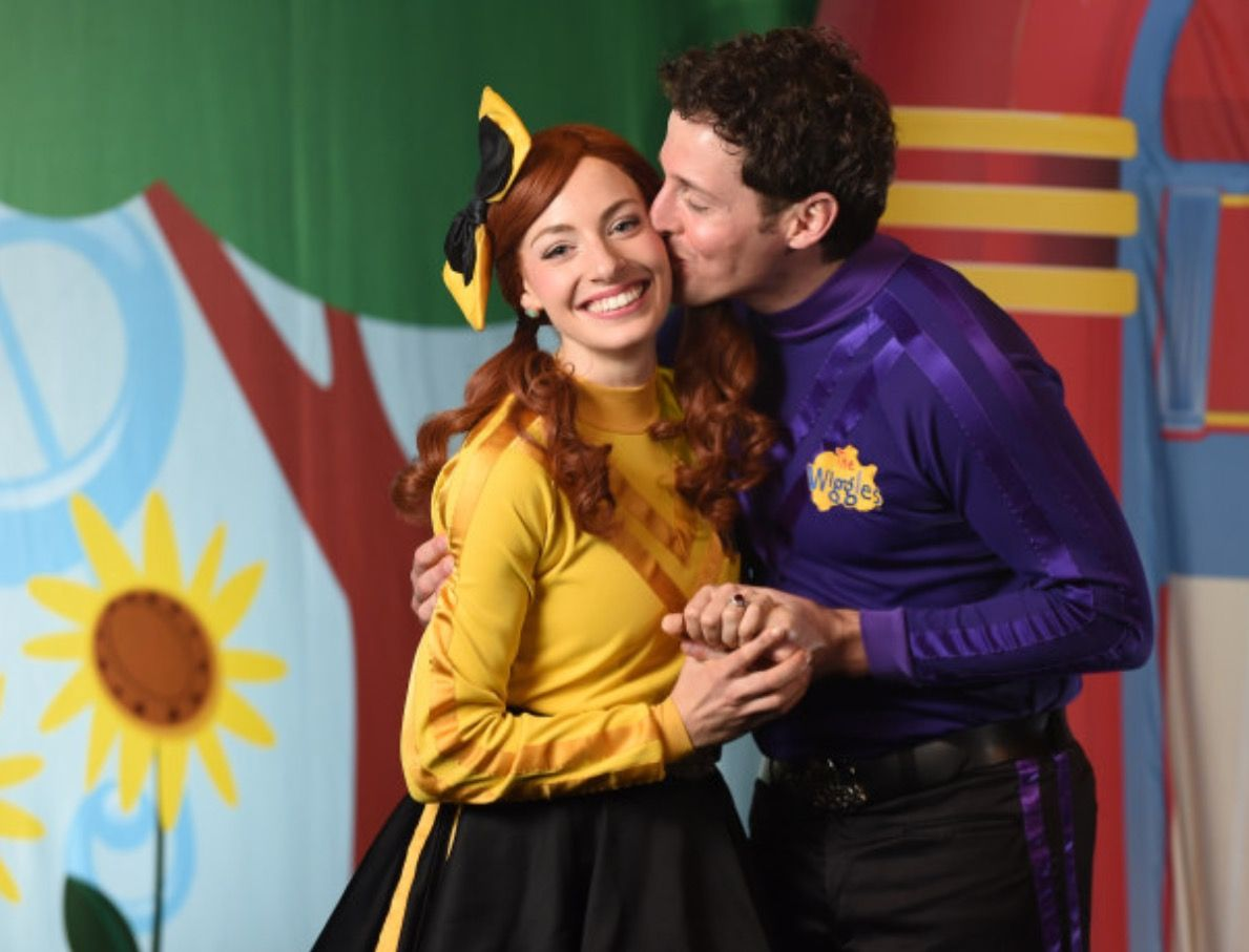 Dating for sex: the wiggles emma and lachy dating divas
