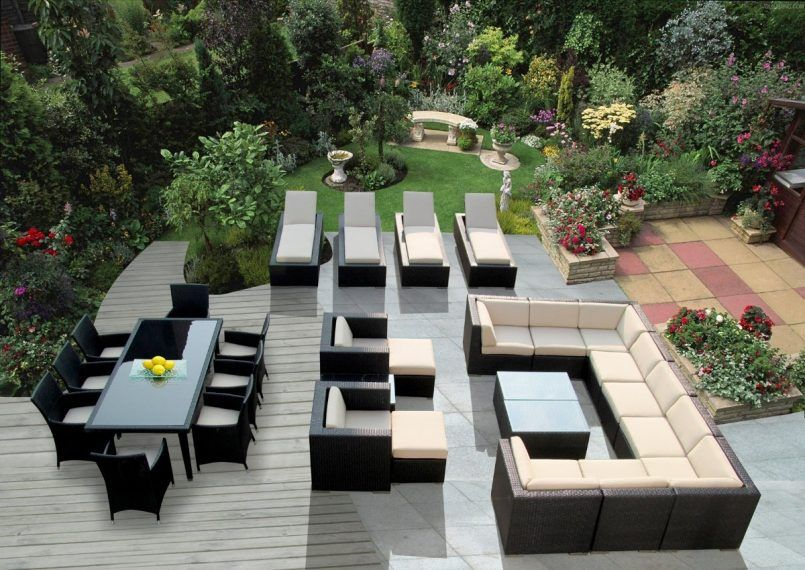 Outdoor Patio Sets On For Your Lounger Dining Area