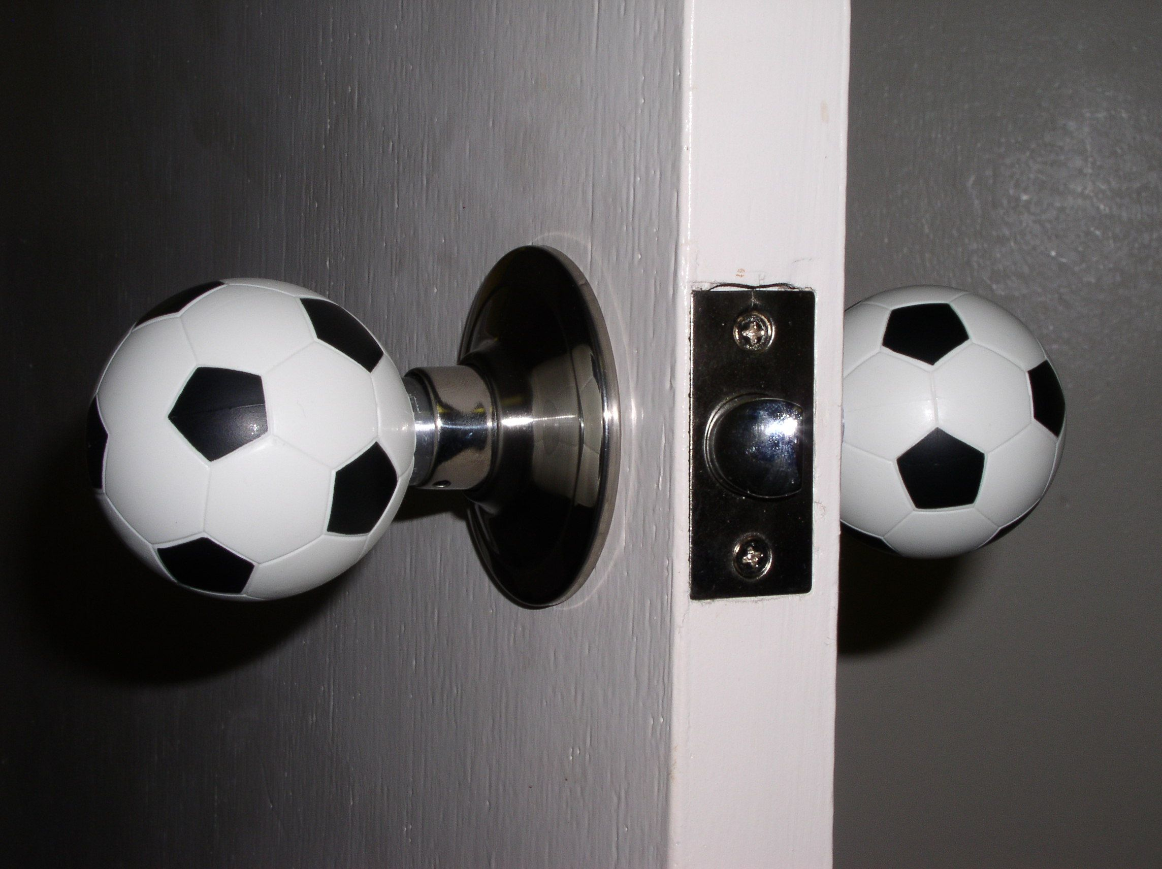Pin by FYSA Soccer on Soccer Life | Pinterest | Door knobs, Doors ...