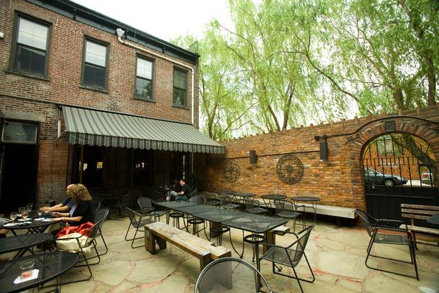 Best Outdoor Bars/Spaces http://gothamist.com/2013/05/08 ...