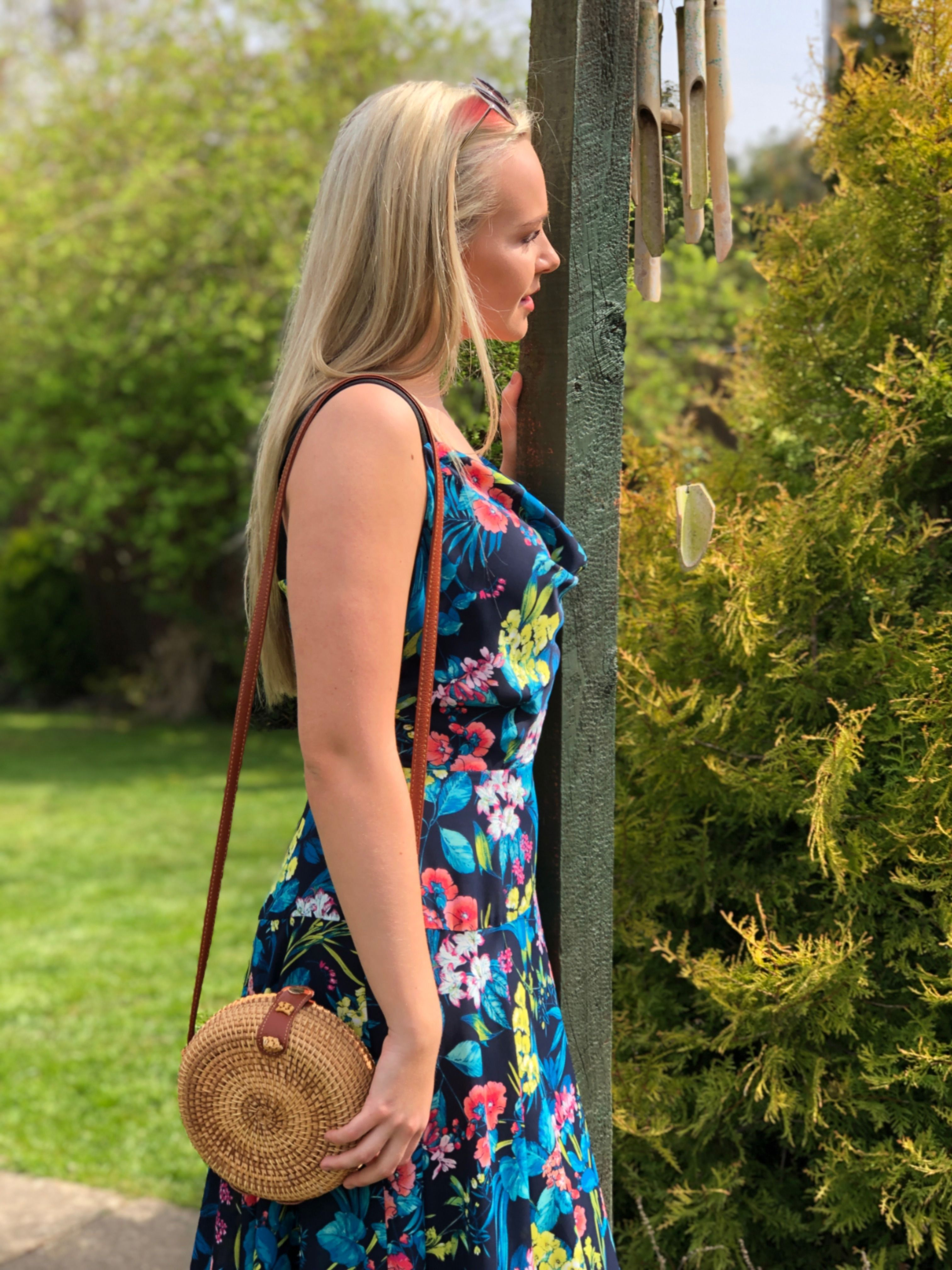 Mellaris Alexa Dress Summer Dresses Dresses Halter Dress [ 4032 x 3024 Pixel ]