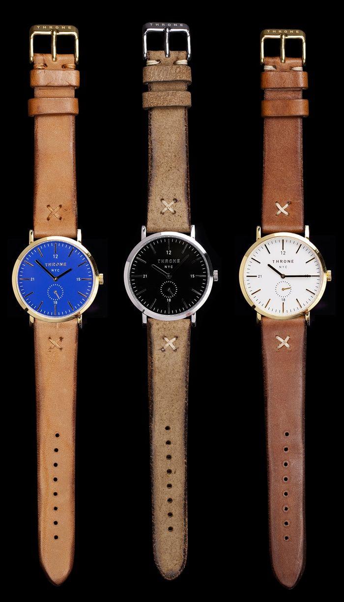 Throne Watch 1.0 - Best Kickstarter Watches