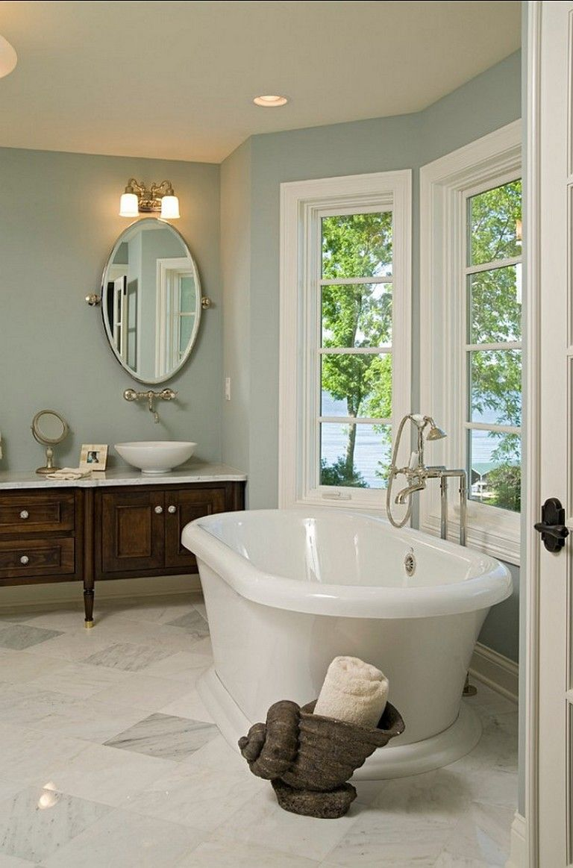 22+ Elegant Marble Bathroom Designs | Small bathroom ...